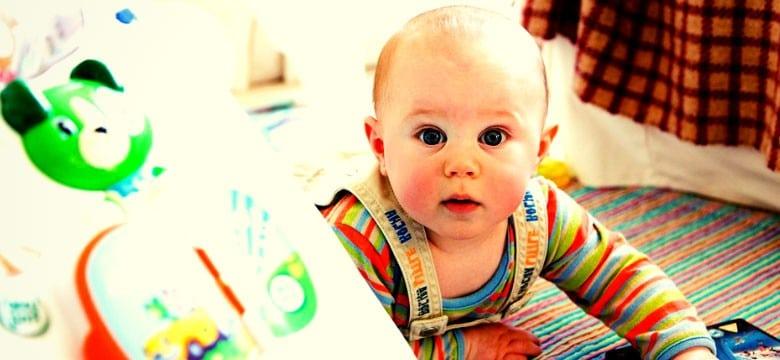 Bebek Oyun Halısı Kaç Aylıkken Kullanılır