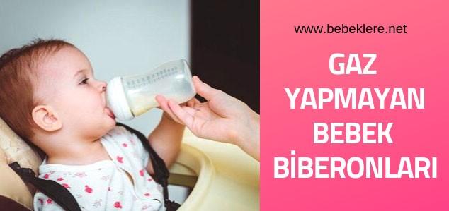 Bebek Gaz Yapmayan Biberon Fiyatları