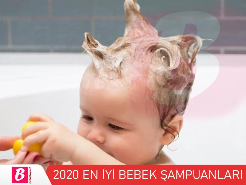 2020 En iyi bebek şampuanları