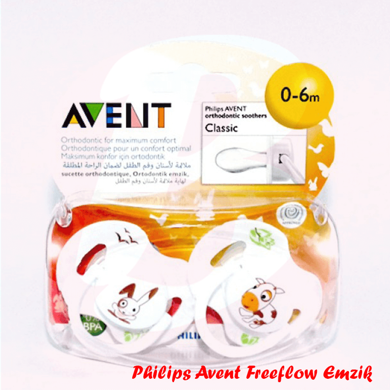 Philips Avent Freeflow Emzik