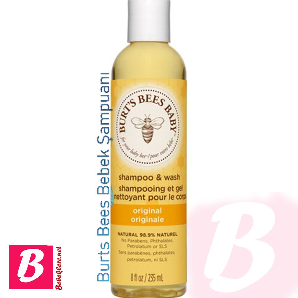 Burts Bees Bebek Şampuanı