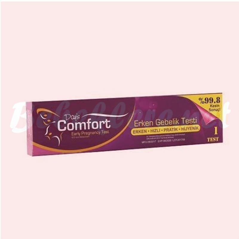 Days Comfort Gebelik Testi