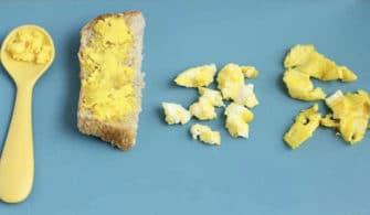 Bebekler İçin 5 Besleyici Omlet Tarifi – Bebekler Ne Zaman Omlet Yiyebilir?