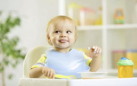 Bebeklere Tahıllı Mamalar