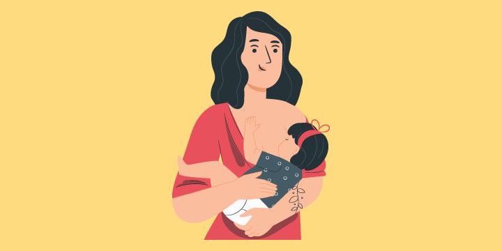 breast-milk